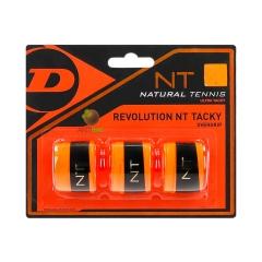 Dunlop Revolution NT Tacky Overgrip x3 - Black