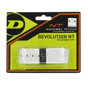 Replacement Grip Dunlop Revolution NT Grip  White 613234