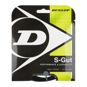 *FREE STRING* Dunlop SGut 1.30 White 624632/INC