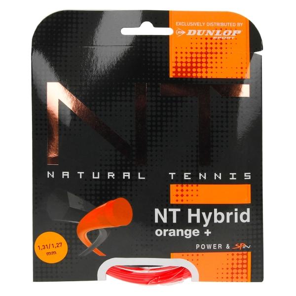 Dunlop NT Hybrid Orange + 1.31/1.27 Set 12.2 mt - Orange/Black 624784