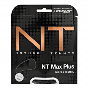 Polyester String Dunlop NT Max plus 1.25 Set 12 m  Black 624803