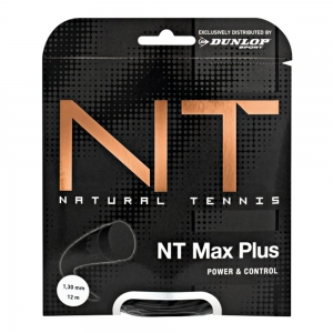 Polyester String Dunlop NT Max plus 1.30 Set 12 m  Black 624804