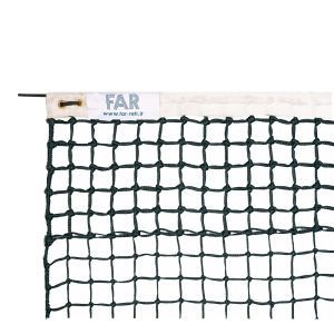 Tennis Net Basic Tennis Net Reinforced 2.5 mm 33100020