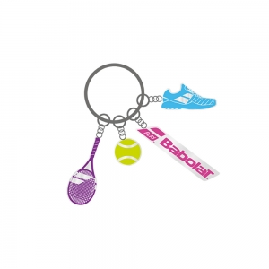 Various Accessories Babolat Charms Key Ring 744002100