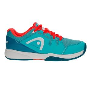Women`s Tennis Shoes Head Brazer  Light Blue/Fluo Coral 274408 BLCO