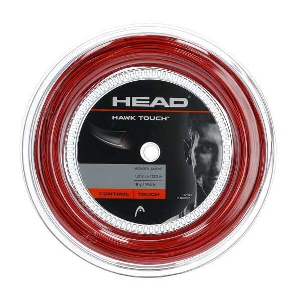 Head Hawk Touch 1.20 120 m Reel - Red 281214 18RD
