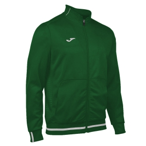 Men's Tennis Jackets Joma Campus II Fleece Jacket  Green 100420.450