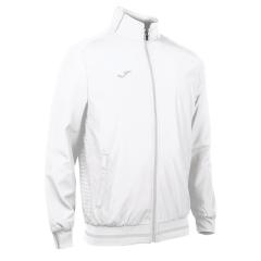 Joma Campus II Microfiber Jacket - White