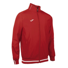Men's Tennis Jackets Joma Campus II Microfiber Jacket  Red 100422.600