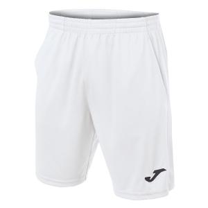 Men's Tennis Shorts Joma Drive 7.5in Bermuda  White/Black 100438.200