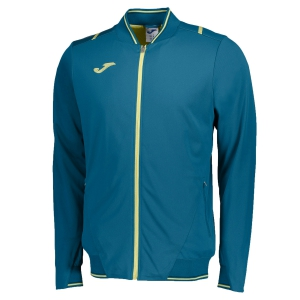Men's Tennis Jackets Joma Granada Jacket  Blue/Yellow 100561.709