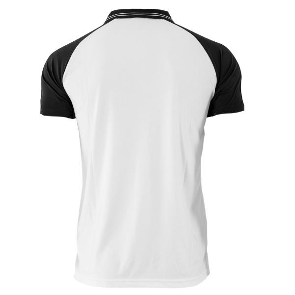 Joma Torneo II Polo - White/Black