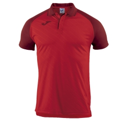 Men's Tennis Polo Joma Torneo II Polo  Red 100639.600
