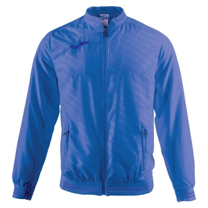 Men's Tennis Jackets Joma Torneo II Microfiber Jacket  Blue 100640.700