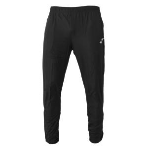 Men's Tennis Pants Joma Torneo II Microfiber Pants  Black 100646.100