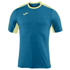 Joma Granada T-Shirt - Blue/Yellow