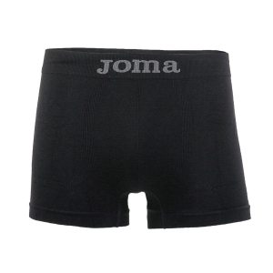 Tennis Men's Underwear Joma Seamless x 2 Boxer  Black 100809.100