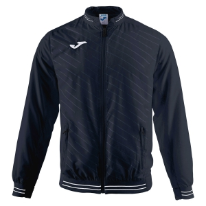 Men's Tennis Jackets Joma Torneo II Jacket  Navy/White 100820.300