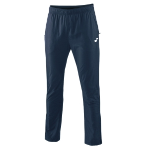 Pantalones y Tights Tenis Hombre Joma Torneo II Pants  Navy/White 100821.300