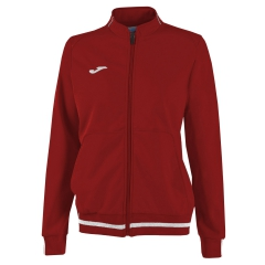 Tennis Women's Jackets Joma Campus II Fleece Jacket  Red 900243.600
