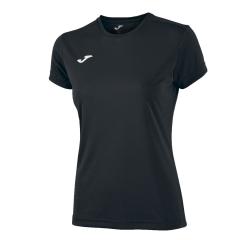 Joma Combi T-Shirt - Black/White