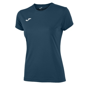 Women`s Tennis T-Shirts and Polos Joma Combi TShirt  Navy 900248.300