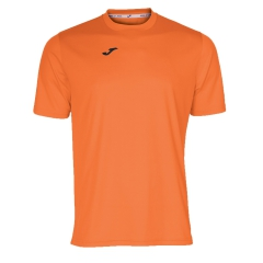 Tennis Polo and Shirts Joma Boy Combi TShirt  Orange/Black 100052.800