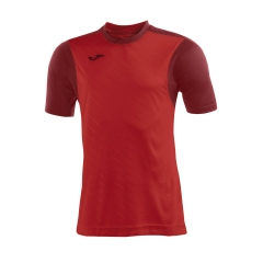 Tennis Polo and Shirts Joma Boy Torneo II TShirt  Red 100637.600