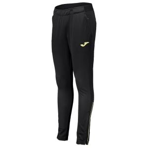 Tennis Shorts and Pants for Boys Joma Boy Granada Pants  Black/Yellow 100787.109