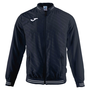 Tennis Jackets for Boys Joma Boy Torneo II Jacket  Navy/White 100820.300