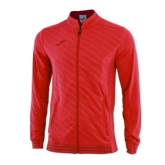 Tennis Jackets for Boys Joma Boy Torneo II Jacket  Red 100820.600