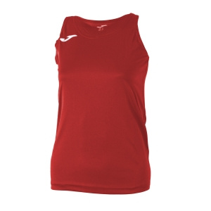 Top and Shirts Girl Joma Girl Diana Tank  Red/White 900038.600