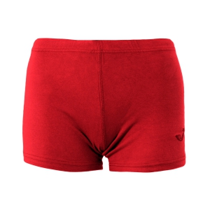 Shorts and Skirts Girl Joma Girl Vela 4in Shorts  Red 900144.600
