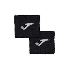 Tennis Head and Wristbands Joma Medium Wristband  Black 400245.P04BLK
