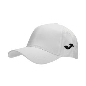 Tennis Hats and Visors Joma Junior Classics Cap  White/Black 400089.200