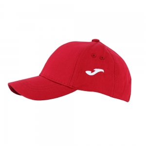 Tennis Hats and Visors Joma Junior Classics Cap  Red/White 400089.600