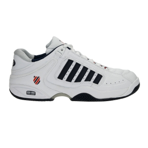Men`s Tennis Shoes KSwiss Defier RS  White/Navy 01033164M