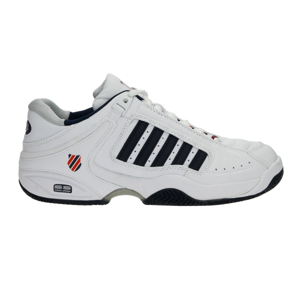 5e9896b1be75 K-Swiss Defier RS Men s Tennis Shoes - White Navy