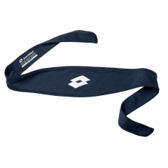 Tennis Head and Wristbands Lotto Ace II Headband  Navy/White S1695