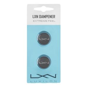 Vibration Dampener Luxilon LXN x 2 Dampeners  Black WRZ539000