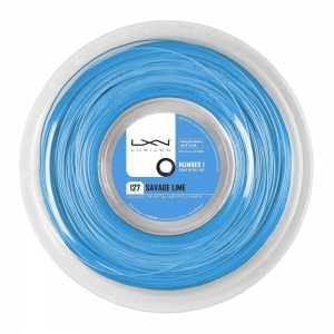 Polyester String Luxilon Savage 1.27 200 m Reel  Blue WRZ902320