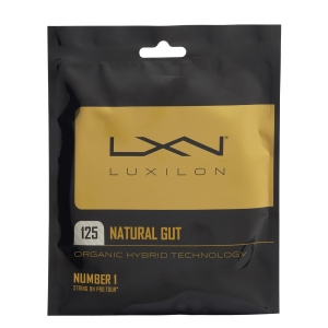 Natural Gut String Luxilon Natural Gut 1.25 WRZ949125