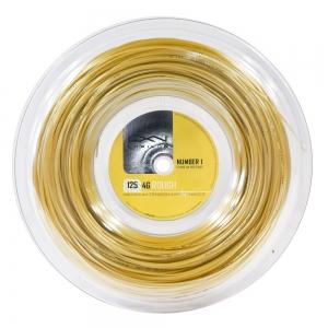 Polyester String Luxilon 4G Rough 1.25 200 m Reel  Gold WRZ990144