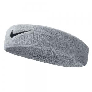 Tennis Head and Wristbands Nike Swoosh Headband  Grey/White N.NN.07.051.OS