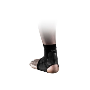 Supports Nike Pro Hyperstrong Ankle Sleeve 3.0  Black/Dark Grey N.MS.84.021