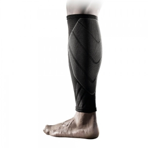 Supports Nike Advantage Knitted Calf Sleeve  Black/Grey N.MS.86.031