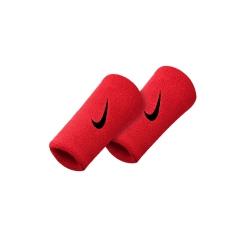 Tennis Head and Wristbands Nike DoubleWide Swoosh Wristband  Red/Black N.NN.05.689.OS