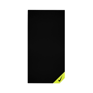Various Accessories Nike Cooling Small Towel  Black/Volt N.TT.D1.023.NS