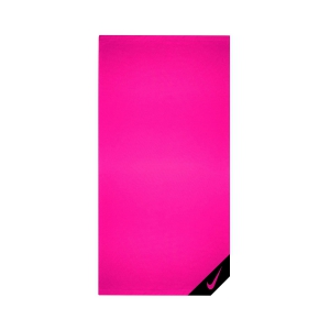Various Accessories Nike Cooling Small Towel  Fluo Pink/Black N.TT.D1.645.NS