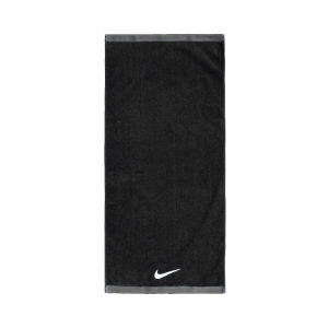 Various Accessories Nike Medium Fundamental Towel  Black/White N.ET.17.010.MD